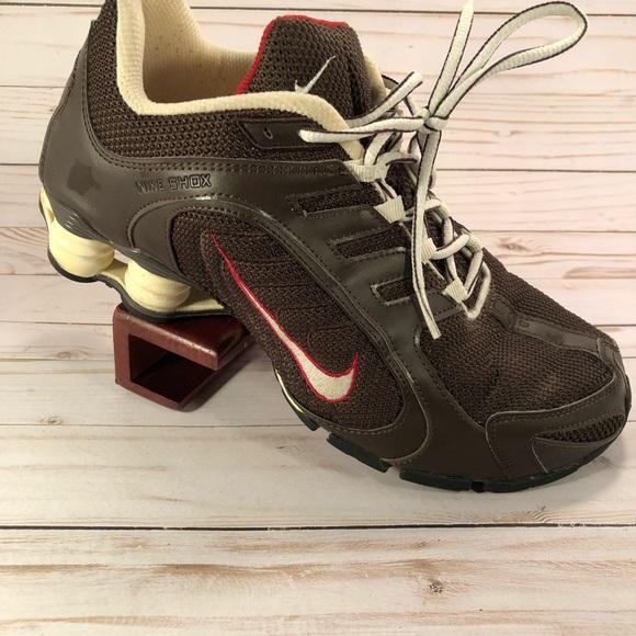 1a1c8ef6cf2763 Nike Shox Navina Women s Running Shoe Size 9 EUC!